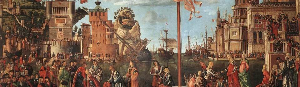 Шлепанцы святой Урсулы