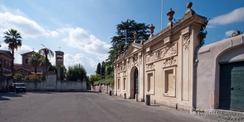 Резиденция Мальтийского ордена
