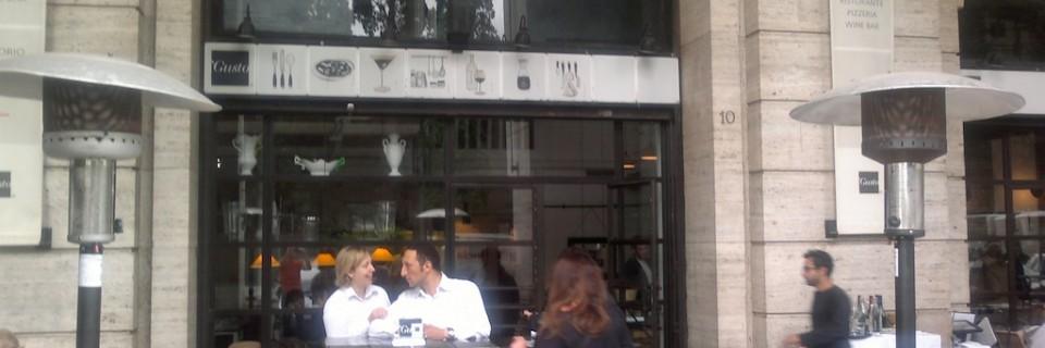 Ресторан Gusto
